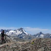 Mountainbiken les deux alpes